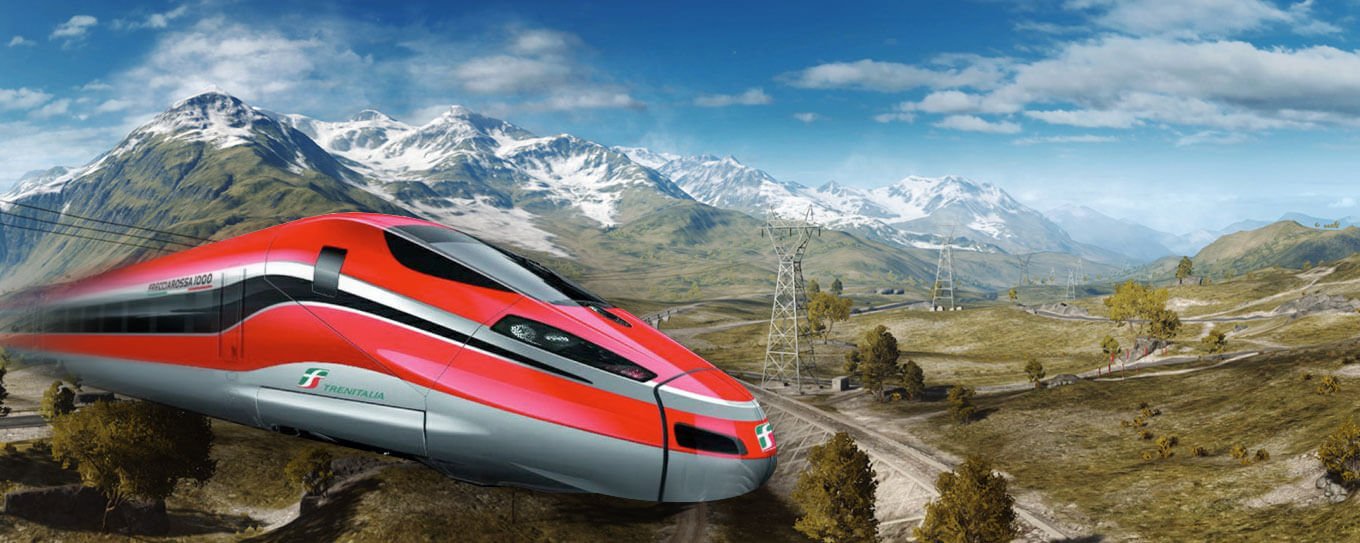 "Design ""Made in Tuscany"" for experiential rail vehicles"